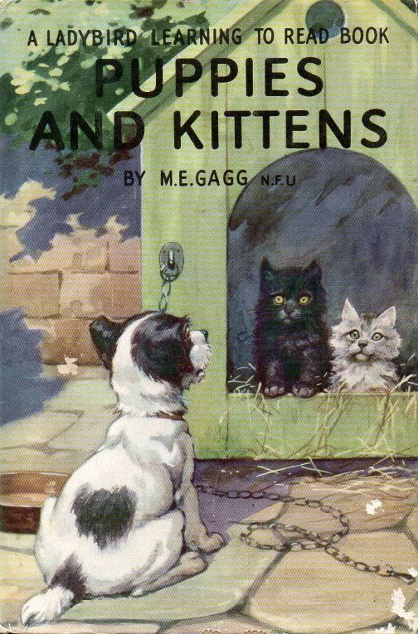 puppies-and-kittens-vintage-ladybird-book-learning-to-read-series-563-dust-cover-1960-3574-p